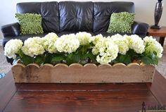 If you have a house that needs a little charm and character, adding window boxes is an easy way to add instant charm and curb appeal to your home. But why settle forstandard off-the-shelf window boxes when you can make your own window boxes that have beautiful lattice details! Today I'm over atAngie's List sharing …