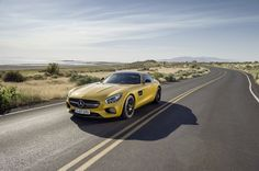 2016 #Mercedes-Benz AMG GT S. See more on Motor Authority