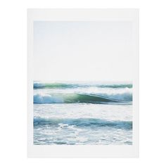 Bree Madden Ride Waves Art Print | DENY Designs Home Accessories