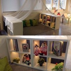 This would be a fun dollhouse configuration!