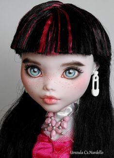 ooak miniatures,clay babys and other felting things Custom Monster High Dolls, Custom Dolls, Pokemon Dolls, Ooak Dolls, Miraculous Ladybug, Felting, Babys, Eye Makeup, Aesthetics