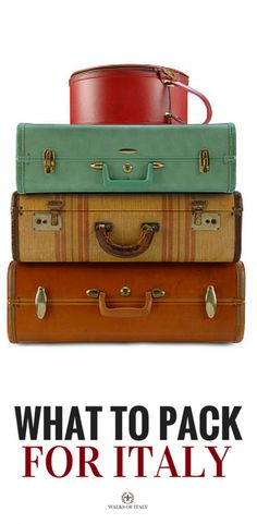 """I love old luggage cases like this with bright """"retro"""" colors. So much more fun than canvas or neoprene or whatever most luggage bags are made of today. Vintage Suitcases, Vintage Luggage, Vintage Items, Vintage Decor, Childrens Suitcases, Vintage Trunks, Antique Decor, Bags Online Shopping, Discount Shopping"""