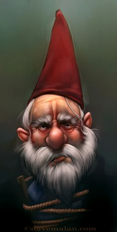 ONE GNOME TO A GOOD HOME BY DAVID MALAN