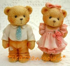Cherished Teddies Our Cherished Family ALL 10! RETIRED  - I have the girl (the big sister)
