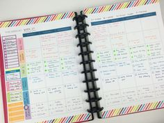 how to use limelife planner layout c review tips ideas inspiration planning tips diy color coding weekly spread ideas colorful-min