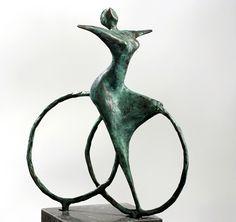 Artist: Henny Zwart; Bronze