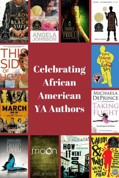 From fantasy to contemporary fiction, there are many amazing young adult reads by African American authors. Celebrate Black History Month by picking one of the amazing titles above by staple authors. African American Literature, African American Studies, Books By Black Authors, Black Books, March Book, Black History Books, Books For Teens, Kid Books, Book Lists