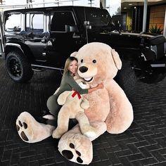 Giant Teddy, Big Teddy, Cute Teddy Bears, Look Retro, Love Bear, Plush, Snoopy, Birthday, Instagram Posts