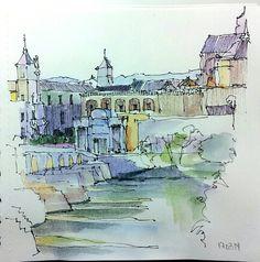 ❋ Aquarelle - Watercolor - Aquarela ❋