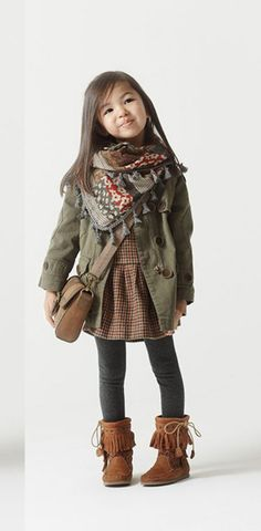 Whimsical Boho Clothing For Kids Hipster Fall Outfits Boho
