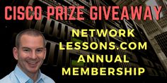 Networklessons.com Annual Membership GIVEAWAY