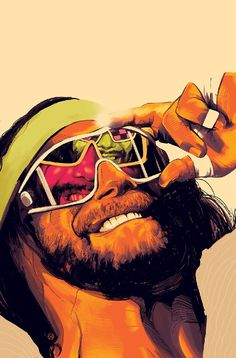Comic/Cartoon themed wallpapers for desktop and mobile Savage Wallpapers, Wwe Wallpapers, Wrestling Posters, Wrestling Wwe, The Wicked The Divine, Comic Art Community, Wrestling Superstars, Wwe Wrestlers, Professional Wrestling