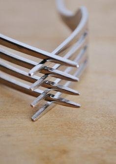 Forks Print by keesandme on Etsy