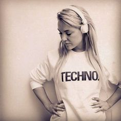 BE TECHNO & Get your here : https://www.sunfrog.com/LilBella/AddictedToTechno