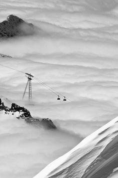 Chamonix, France - Photo Annual 2013 | Are You Ready? | Best Ski Photography | Skiing Magazine