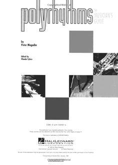 peter magadini polyrhythm pdf