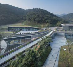 Gallery of Hangzhou Phoenix Creative Building / gad Greentown Design - 11