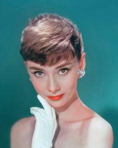 "Audrey Hepburn ""Roman Holiday"""