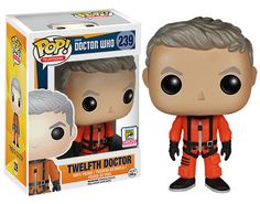 Doctor Who Funko Pop! SDCC Exclusive
