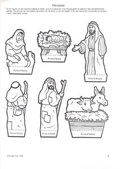Christmas Crafts For Kids, Christmas Cards, Idees Cate, Religion, Rug Hooking Patterns, Sunday School Crafts, Bible Crafts, Floor Design, Paper Puppets