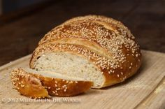 Semolina Sesame Artisan Bread — That Susan Williams Another recipe on my quest for perfect semolina bread!