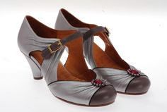 Darn you Chie Mihara, I'm terribly and most in love with your shoes!