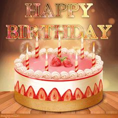 Top Happy Birthday Wishes Gif Images - Birthday Gif Birthday Cake Gif, Happy Birthday Music, Birthday Wishes Greeting Cards, Happy Birthday Wishes Cake, Happy Birthday Cake Images, Happy Birthday Wallpaper, Birthday Wishes And Images, Happy Birthday Celebration, Happy Birthday Flower