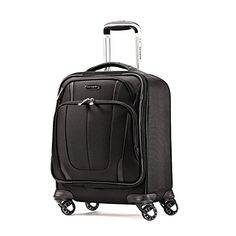 Samsonite Silhouette Sphere 2 Softside Spinner Boarding Bag Black One Size Visit The Image