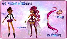 Princess Kira of Nebularis by Ginagurl123.deviantart.com on @DeviantArt