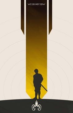 Game of Thrones Banner by Colin Morella