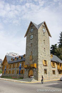 Prefeitura - Centro Cívico - Bariloche - Argentina