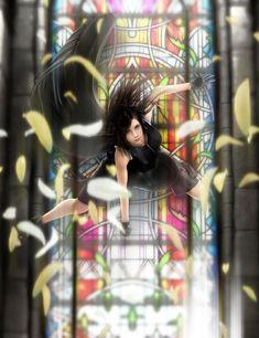 Final Fantasy VII: Advent Children Art & Pictures,  Tifa