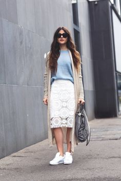 Michèle Krüsi: How To Look Eclectic And Trendy On Your Street Style