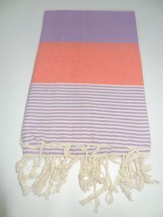 Turkish Towel Pestemal#52 Turkish Towels, Beach Towel, Picnic Blanket, Hand Weaving, Shirts, Athens Greece, Hand Knitting, Dress Shirts, Shirt