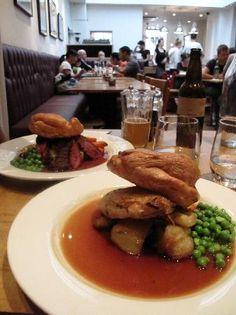 Photos of Laughing Gravy Bar & Restaurant, London - Restaurant Images - TripAdvisor London Pictures, London Restaurants, London England, Restaurant Bar, Gravy, Trip Advisor, Laughing, Eat, Places