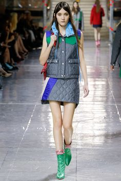 See the complete Miu Miu Fall 2014 Ready-to-Wear collection.