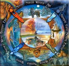 The Native American Medicine Wheel is a symbolic representation of the seven sacred paths of human transformation. Though many of us look at life from a linear perspective, the medicine wheel teaches us that we are all part of a sacred circle and we may be experiencing life on several paths simultaneously. Enlightenment is not a linear process, nor is it a final destination. It is an ongoing, circular journey providing tests and challenges along the way...