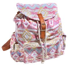 Bijou Brigitte backpack - festival style