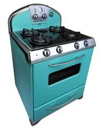 Image result for retro kitchen ranges