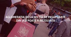 În perioada de vară sunt rânduri mari la Secția de Pașapoarte din Iași. Astfel, Biroul Juridic JustConsult, oferă doritorilor de a-și perfecta pașapoartele românești, programări prealabile la Direcția Generală de Pașapoarte din București,pentru a evita eventualele incidente care au avut&hellip
