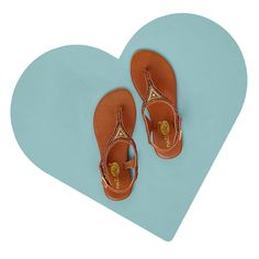 We heart sandals! #ShoesdayTuesday