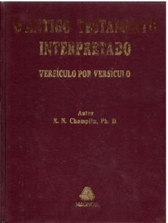O antigo testamento interpretado