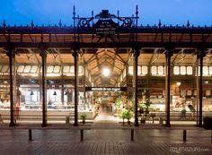 San Miguel Market: Traditional Tapas in Madrid - azureazure.com