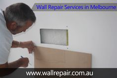 At Wall Repair Melbourne we specialise in fixing holes, cracks, scratches, dents or any form of damage to your plaster. https://www.wallrepair.com.au