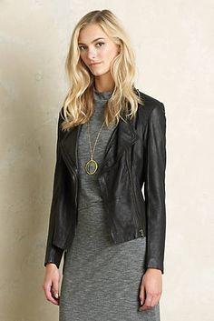 Second Female Adelaide Leather Jacket