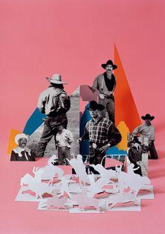 Rodeo magazine - Damien Poulain