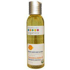 Gentle skin care for babies