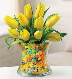 Jelly Bean Vase