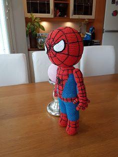 by MiaBina: Hämähäkkimies - The Spiderman
