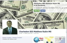 Charleston SEO Matthew Rubin MS